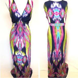 Chico's Maxi dress size large
